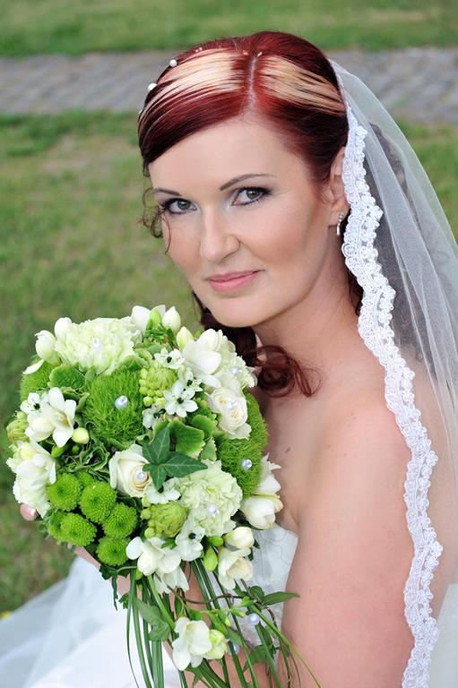 nevesta svadobne licenie Marika Kaducakova
