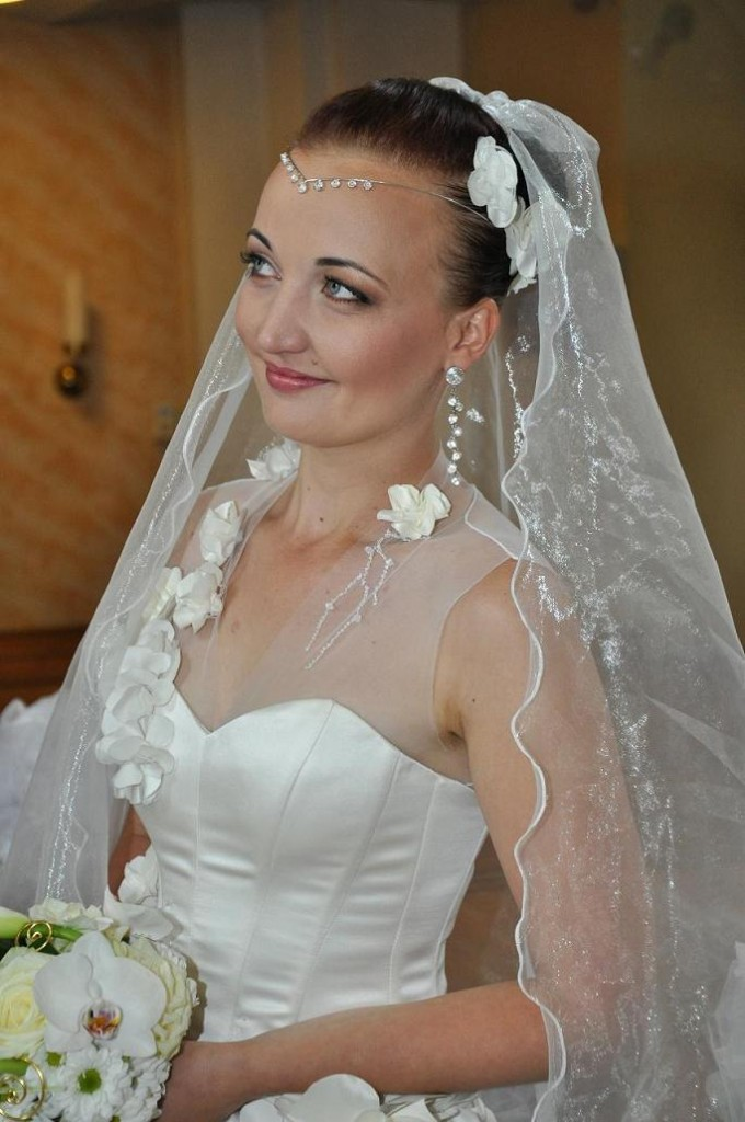 profesionalne licenie nevesty Marika Kaducakova